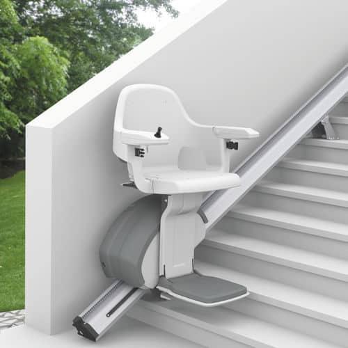Thyssenkrupp Levant Stairlift